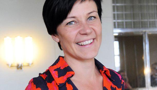 Marja Tiura toimi kokoomuksen kansanedustajana vuosina 1999–2011.