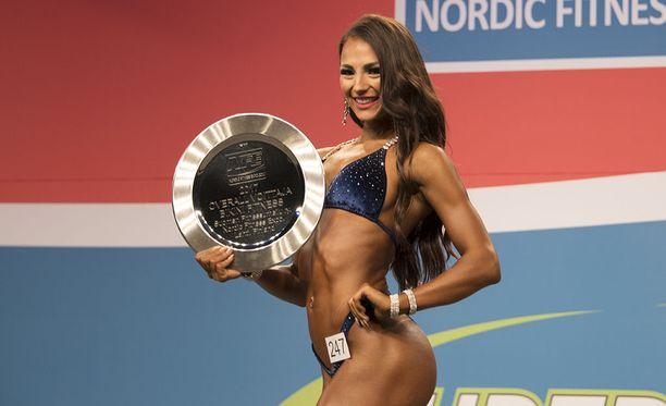 Marietta Kiianlinna on tehnyt todella nopean nousun Suomen huipulle.