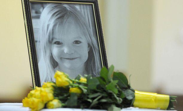 Madeleine McCann katosi vuonna 2007. Tyttö täyttäisi tänä vuonna 9 vuotta.