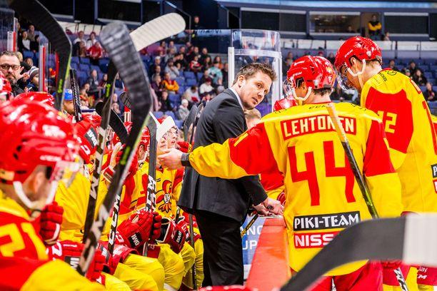 Jokerit ilmoitti lauantaina KHL-kauden olevan ohi.
