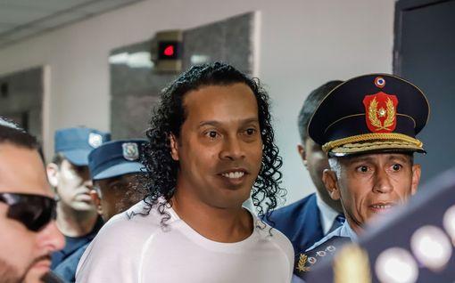Ronaldinholle uusi takaisku: Valitus hylättiin, kotiaresti jatkuu