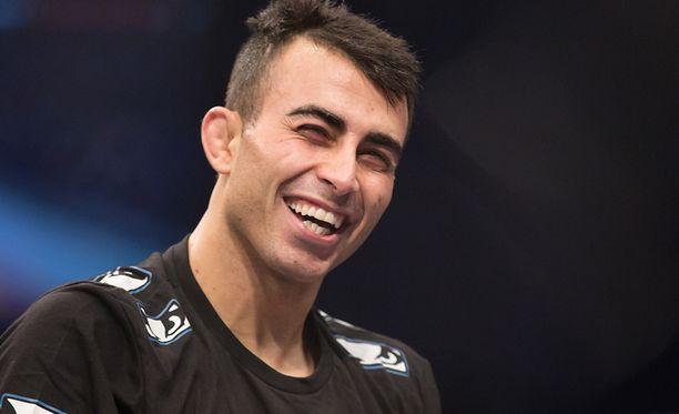 Makwan Amirkhani haluaa tuoda UFC:n Suomeen.