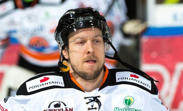 Niklas Hagmanin upea ura on ohi.