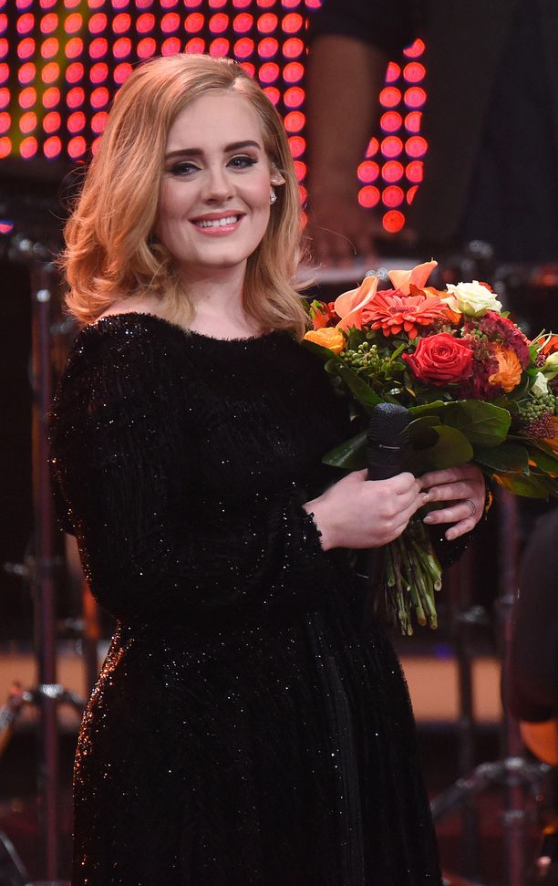 Adelen tuorein levy, 25, julkaistiin vuonna 2015.