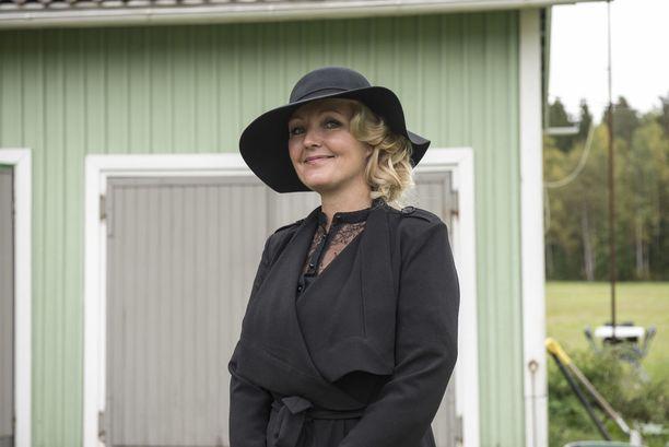 Mari Perankoski palaa Miniän-rooliin.