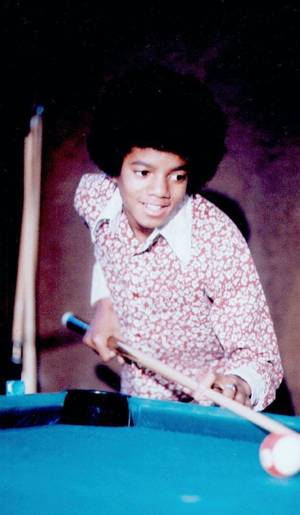 Michael Jackson vuonna 1973.
