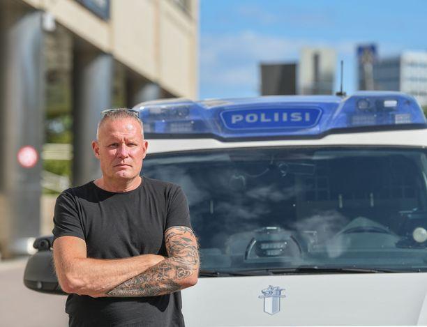 Mikael Runeberg on ollut virasta pidätettynä 4,5 vuotta.