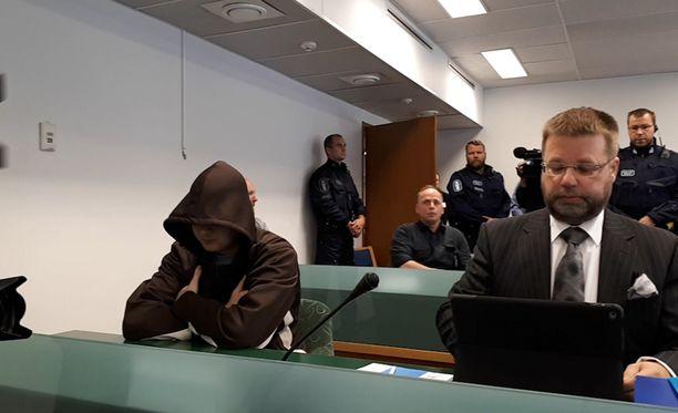 Oikeuden mukaan Jori Juhani Lasonen syyllistyi kolmeen murhaan joulukuussa 2016.