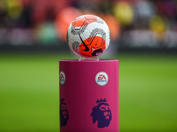 The Premier League match day football before the Premier League match between Sheffield United and Norwich City at Bramall Lane, Sheffield