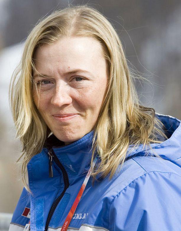 Virpi odottaa Sapporosta erityisesti sprinttiä ja 30 kilometrin kilpailua.