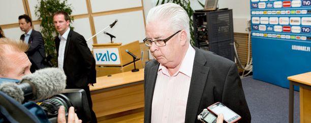Kalervo Kummola ei ole unohtanut MM-finaalin tuomarityöskentelyä.
