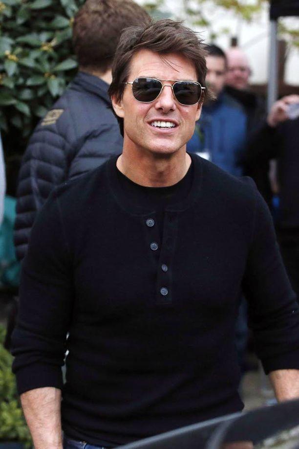 Tämän komean kiinteistön Los Angelesista Tom Cruise myi 40 miljoonalla dollarilla.