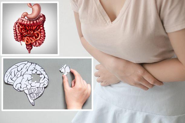 Tulehdukselliset suolistosairaudet oireilevat muun muassa vatsakipuna.