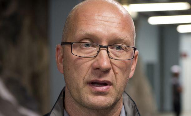 Columbus Blue Jacketsin GM Jarmo Kekäläinen palkkasi John Tortorellan.