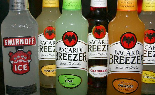 Limuviinoilla peloteltiin ennen uuden alkoholilain voimaantuloa.