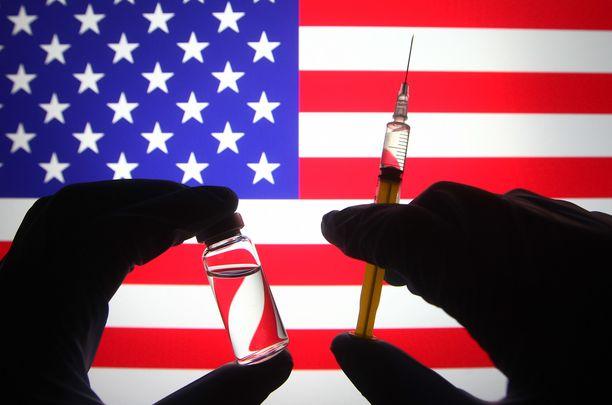 99 prosenttia Yhdysvaltojen koronakuolemista on todettu rokottamattomilla.