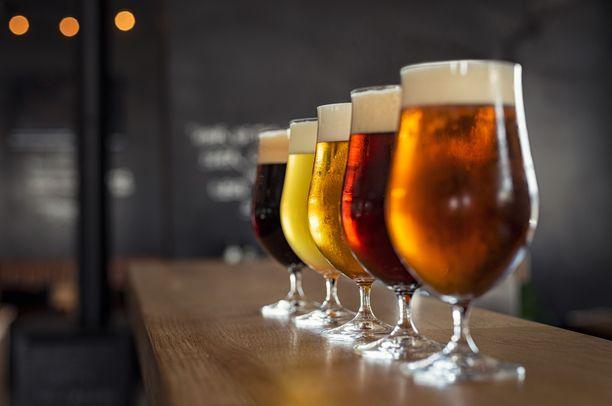 Suomen parhaat oluet on jälleen laitettu järjestykseen.