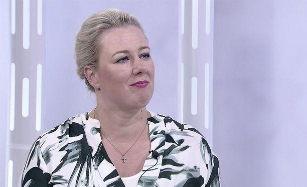 Jutta Urpilainen kertoi Sensuroimaton Päivärinta -ohjelmassa kohtaamistaan epäilyksistä valtiovarainministerikauden alkutaipaleella.