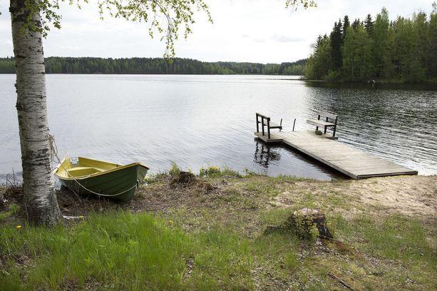 89-vuotias mies hukkui souturetkellä Lappeenrannassa. Kuvituskuva.