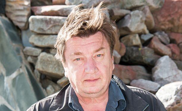 Aki Kaurismäki on tehnyt urallaan 18 pitkää elokuvaa.