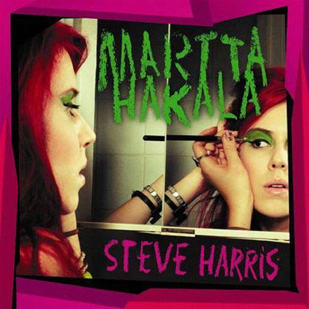 Martta Hakalan esikoissinkku on saanut nimensä Iron Maidenin basistin mukaan.