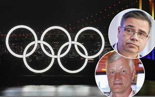 Tokiossa hätätila – suomalaiset asiantuntijat kertovat, miltä olympialaisten tilanne näyttää