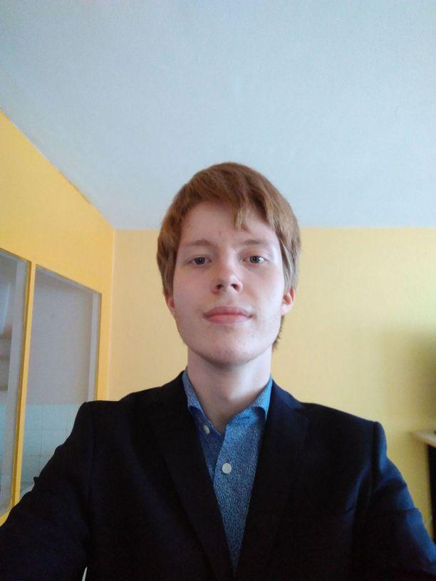 21-vuotias Patrick Stefanius katosi Silja Europa-laivalta 17. elokuuta.