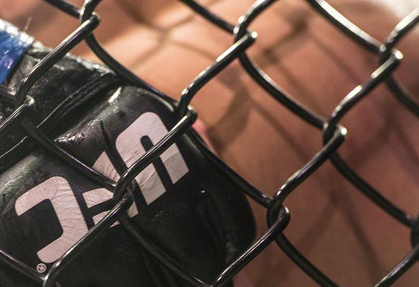 Rodrigo de Lima esiintyi urallaan kahdessa UFC-illassa, kesäkuussa 2014 ja helmikuussa 2015. Kuvituskuva.
