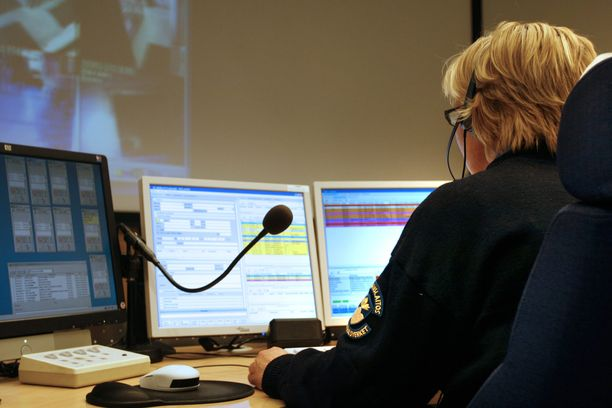 Hätäkeskuslaitoksessa on tietoliikennevika.