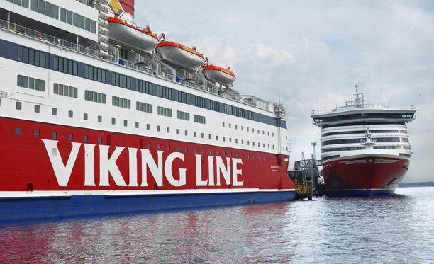 Kiirastorstaina klo 14 alkava lakko pysäyttäisi myös Tallink Siljan, Eckerö Linen ja Finnlinesin laivoja.