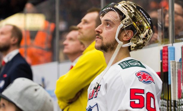 Juhamatti Aaltonen ei pelaa HIFK:n riveissä tänään Tampereella.