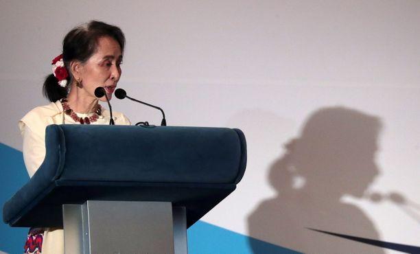 Aung San Suu Kyi ei ole enää tervetullut Kanadaan, sillä hän ei puolustanut maansa vähemmistöä systemaattiselta vainolta ja kansanmurhalta.