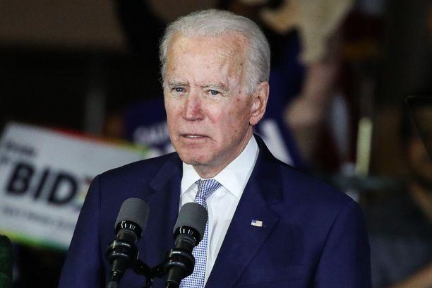 Joe Bidenin päätös jättää kampanjatilaisuudet pitämättä on vähintään erikoinen Yhdysvaltain vaalien historiassa.