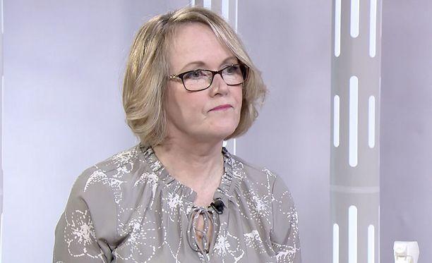 Petra Haglund lopetti työt entisessä työpaikassaan keväällä 2009 homeoireiden vuoksi.