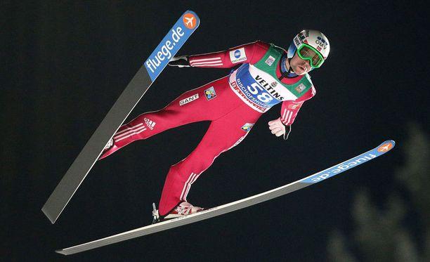 Anders Jacobsen haukuttiin lyttyyn suomalaisten toimesta.