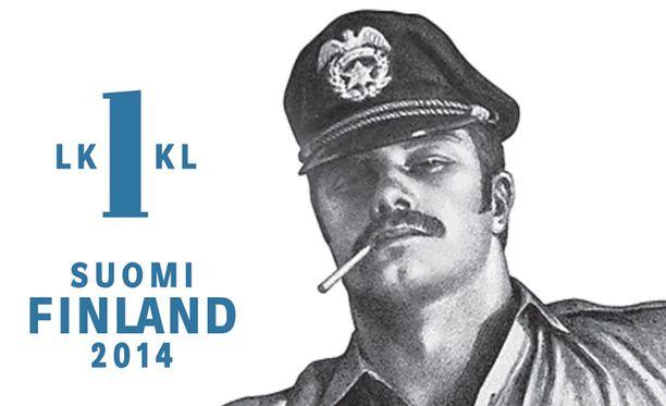 Tom of Finland eli Touko Laaksonen oli 1900-luvulla elänyt suomalainen kuvataiteilija ja sarjakuvapiirtäjä. Vielä Itellana vuonna 2014 tunnettu Posti julkaisi viime vuonna oman postimerkin.
