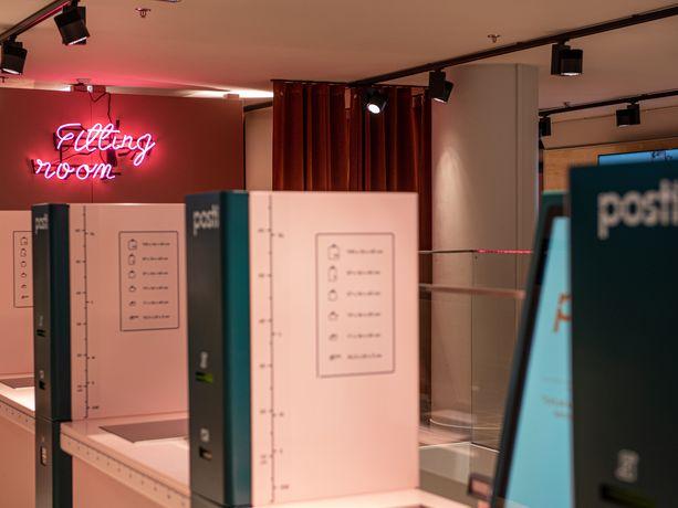 Posti Box aukesi keskelle Helsinkiä marraskuun ensimmäisenä päivänä.