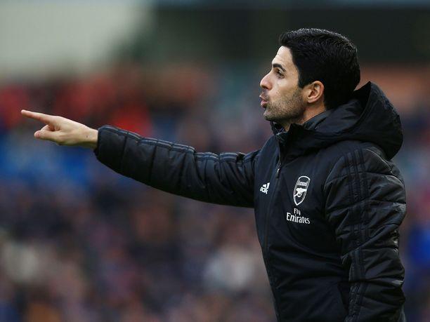 Arsenalin puolustus on tilastojen valossa parantunut Mikel Artetan aikakaudella.