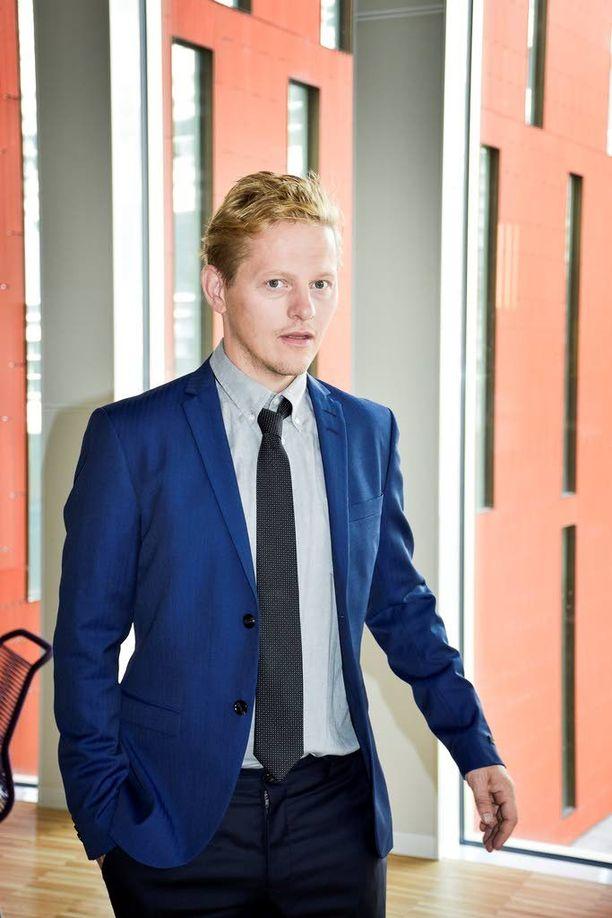 Iltalehti tapasi Thuren Malmössä, jossa sarjan kolmannen kauden lehdistötilaisuus järjestettiin.