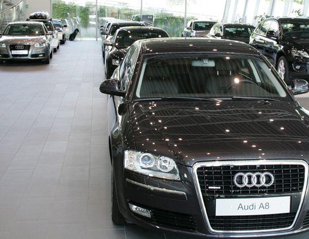 Audin markkinaosuus kääntyi nousuun Kiesin naiskommenteista huolimatta.
