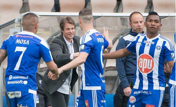HJK on massiivinen ennakkosuosikki tänään JJK:ta vastaan.