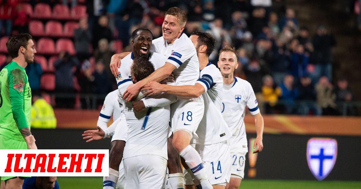 Suomi-Bosnia Jalkapallo