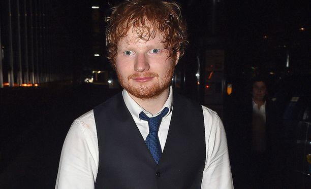 Ed Sheeran on englantilainen muusikko.