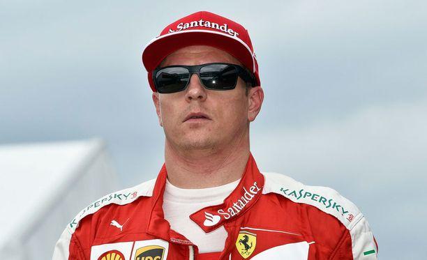 Kimi Räikkönen saattaa saada Austinin osakilpailuun lähtöruuturangaistuksen.