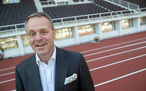 Jan Vapaavuori on Suomen olympiakomitean uusi puheenjohtaja