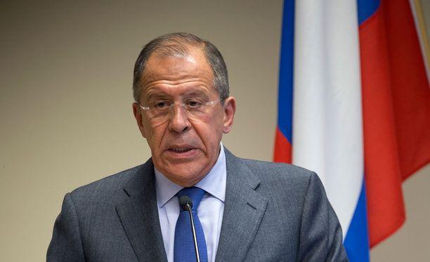 Venäjän ulkoministeri Sergei Lavrov sanoi, etteivät kaikki länsimaat olleet tietoisia Venäjän-vastaisten pakotteiden suunnittelusta.