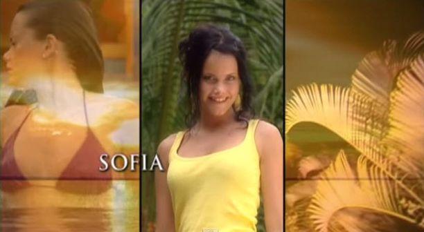 Tällaisena Sofia tuli ruotsalaisille tutuksi.