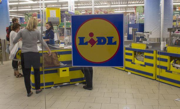 Tämä logo tulee suomalaisille yhä tutummaksi lähivuosina, mikäli Lidl pitää kiinni kovista kasvutavoitteistaan.