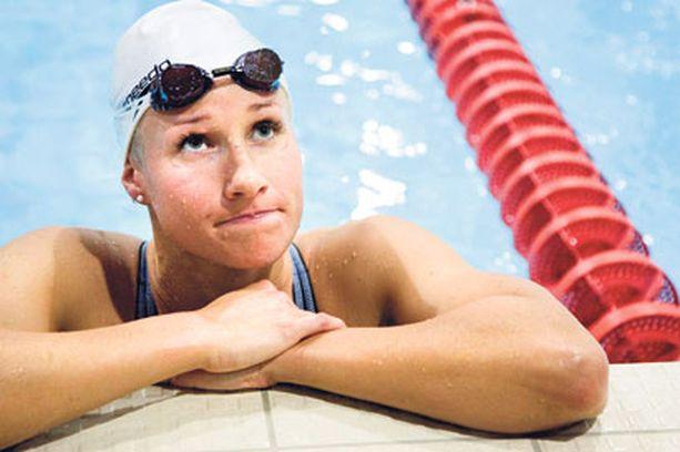 Hanna-Maria Seppälän on seuraavaksi aika keskittyä päälajiinsa eli 100 metrin vapaauintiin.