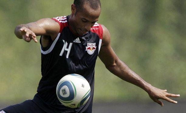 Thierry Henry osallistui jo viime perjantaina uuden joukkueensa, New York Red Bullsin harjoituksiin.